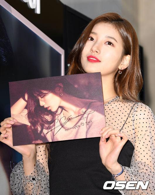 Một số nguồn tin cho hay Suzy sẽ tái xuất màn ảnh nhỏ với một tác phẩm mới của đài MBC, Come Hug Me, đóng cùng tài tử Nam Joo Hyuk. Tuy nhiên, nữ diễn viên chưa xác nhận thông tin này.