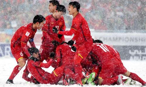 Siêu phẩm của Quang Hải dẫn đầu giải Bàn thắng đẹp nhất U23 châu Á