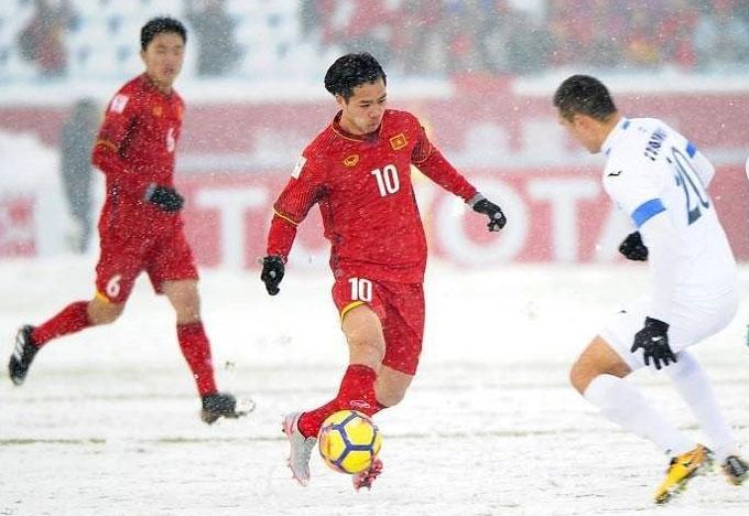 U23 Việt Nam giành ngôi á quân ở giải châu Á. Ảnh: AFC.