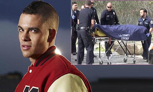 Nam diễn viên 'Glee' treo cổ tự tử ở tuổi 35