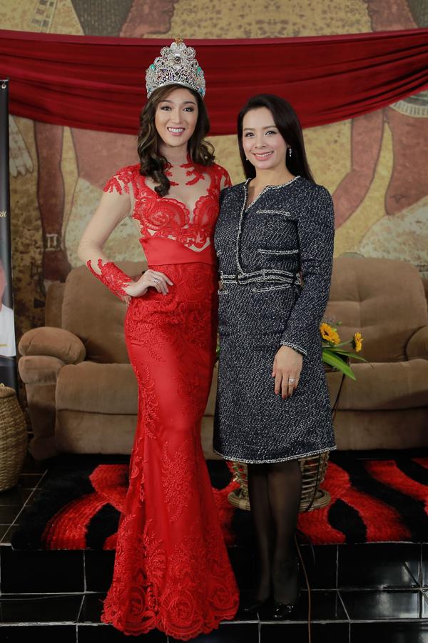 Hoa hậu Trái đất có nhan sắc gây tranh cãi sang Việt Nam dự sự kiện - 3