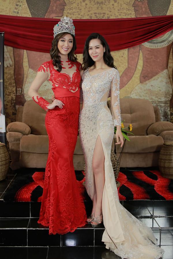 Hoa hậu Trái đất có nhan sắc gây tranh cãi sang Việt Nam dự sự kiện - 4