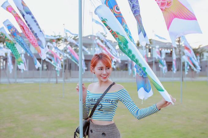 Check-in cánh đồng cá Koi nhiều sắc màu tại Sài Gòn - 1