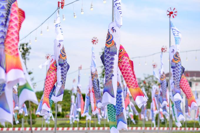 Check-in cánh đồng cá Koi nhiều sắc màu tại Sài Gòn - 4