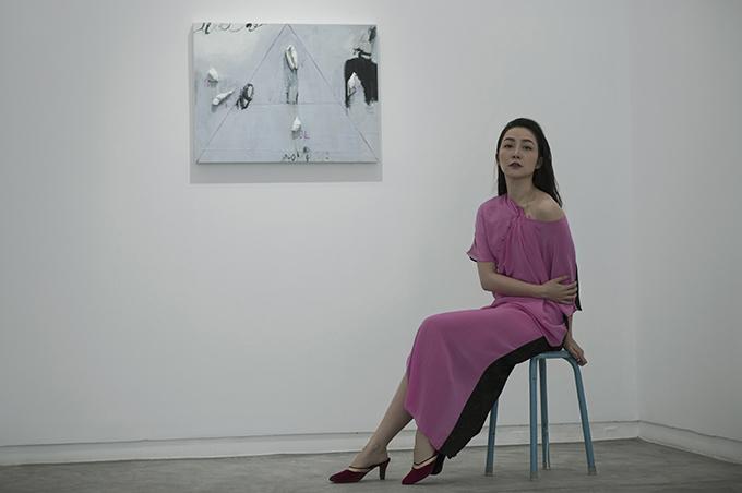 Bắt nguồn từ cảm hứng hội hoạ, nhà thiết kế Li Lam đã trình làng bộ sưu tập mới dành cho mùa xuân 2018.