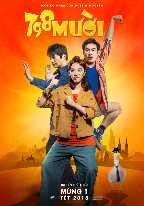 Phim Việt cạnh tranh với 50 sắc thái, Tây Du Ký vào dịp Tết - 11