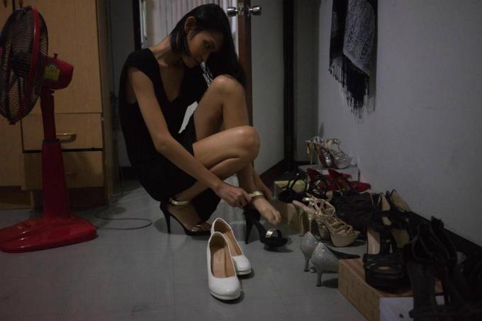 Thời trang dường như là sở thích của mọi cô gái và Lolita không phải ngoại lệ.