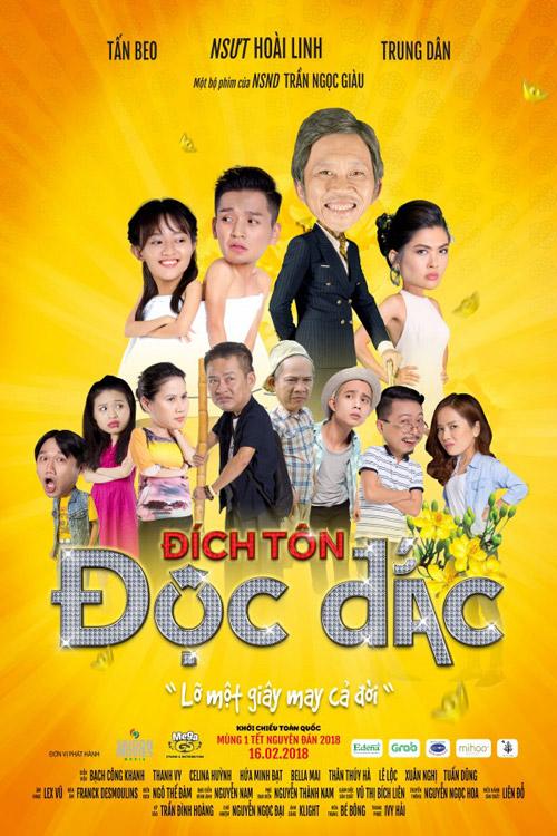 Phim Việt cạnh tranh với 50 sắc thái, Tây Du Ký vào dịp Tết - 9