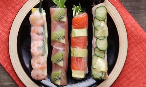 4 món gỏi Việt được đầu bếp Nhật 'phù phép' vừa lạ vừa quen