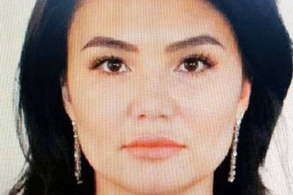 Zhanna Nurzhanova có thể phải ngồi tù từ 3 đến 6 năm. Ảnh:
