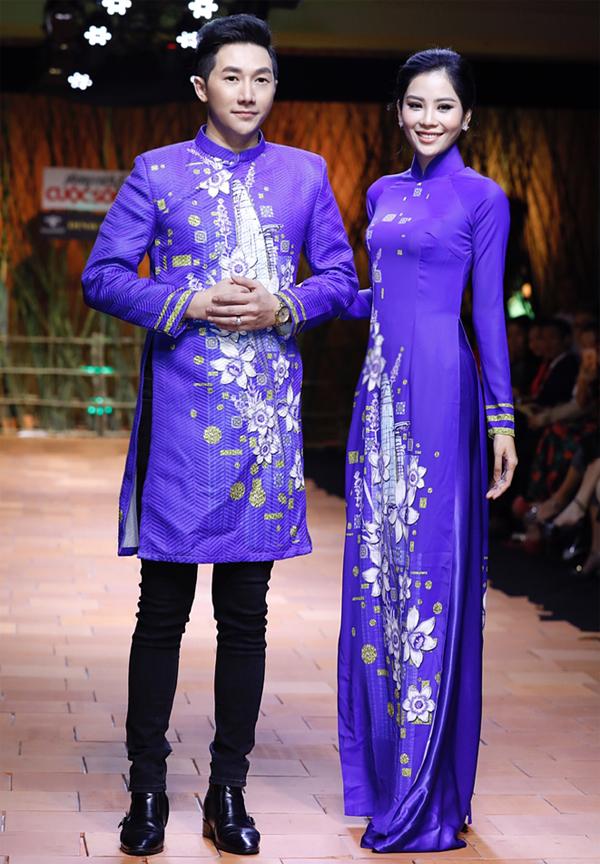 Trong chương trình Phong cách và cuộc sống, Nam Anh tình tứ sánh đôi diễn áo dài cùng đồng nghiệp Nam Phong. Cô hiện là thí sinh của cuộc thi Duyên dáng Bolero. Nam Anh từng gây chú ý khi yêu đồng tínhmột người tên Bảo Thy.