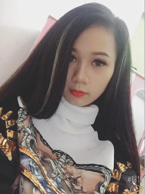 Khánh Linh có thu nhập 15-18 triệu nhờ công việc kinh doanh online.