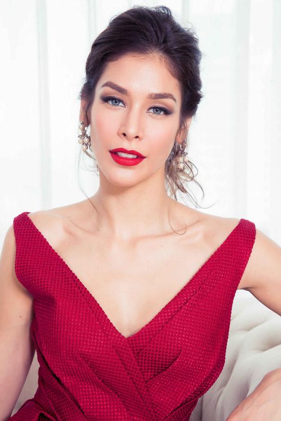 Hhen Niê và dàn người đẹp đọ sắc bên Hoa hậu Hoàn vũ Dayana Mendoza - 4
