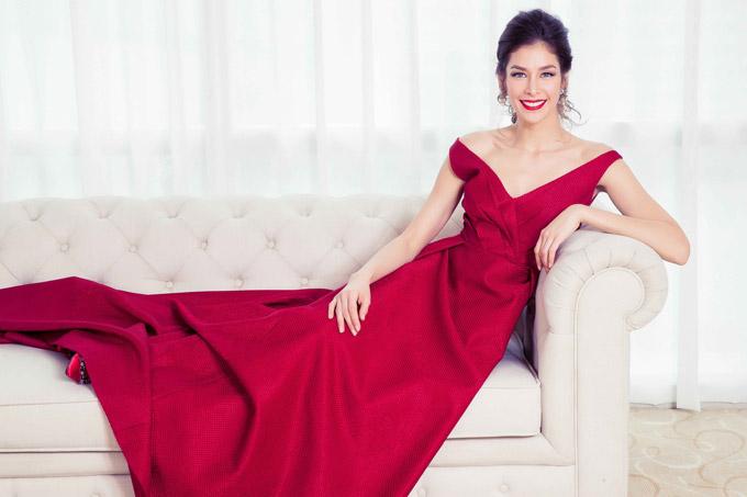 Hhen Niê và dàn người đẹp đọ sắc bên Hoa hậu Hoàn vũ Dayana Mendoza - 2