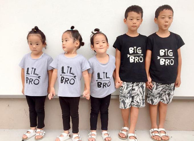 Cuộc sống lộn xộn có tổ chức trong gia đình 5 con ở Nhật - 3