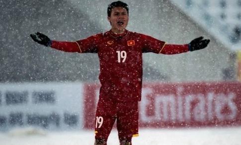 Siêu phẩm của Quang Hải là bàn thắng đẹp nhất giải U23 châu Á