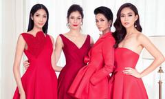 H'Hen Niê và dàn mỹ nhân đọ sắc bên Hoa hậu Hoàn vũ Dayana Mendoza