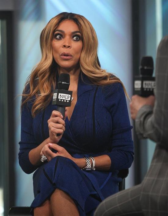 Đầu tuần này, Wendy Williams chỉ trích Kim không từ một thủ đoạn nào để  gây sự chú ý sau khi bà mẹ 3 con khoe thân trên Instagram.