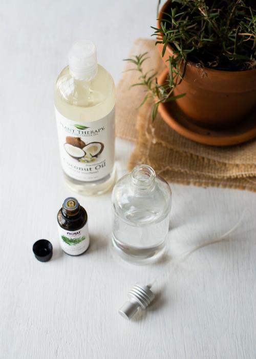 Bột dưỡng và dầu xịt giúp tóc xoăn, khô trở nên bồng bềnh, bóng khỏe - 1