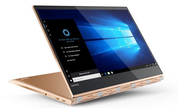 Laptop Yoga 920 về Việt Nam, giá 45 triệu đồng