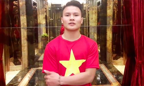 Quang Hải khiêm tốn sau khi đoạt danh hiệu bàn thắng đẹp nhất giải U23 châu Á