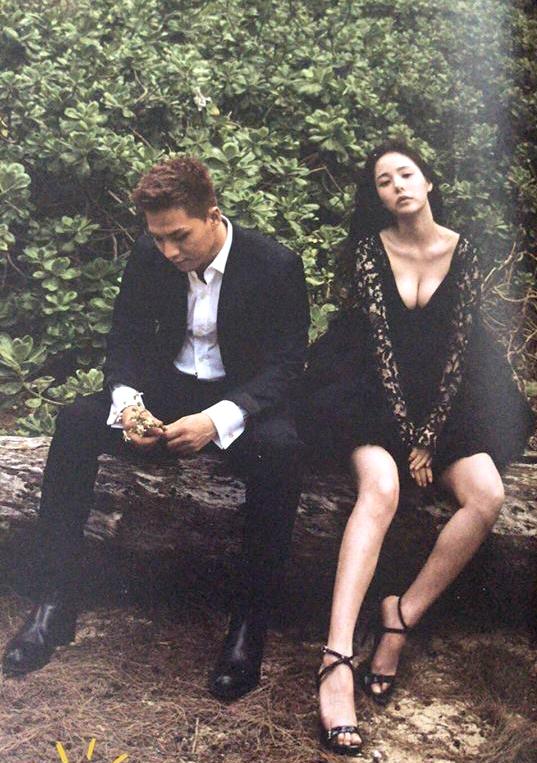 Trước giờ cặp sao Taeyang-Min Hyorin tổ chức hôn lễ chiều nay 3/2, một số hình ảnh trong album cưới của cặp đôi đã được hé lộ. Bộ hìnhđược thực hiện tại Hawaiitrong khung cảnh thiên nhiên lãng mạn. Trong nhiều tấm ảnh, cô dâu khoe ngực gợi cảm...
