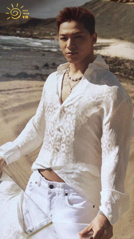 Cô dâu Min Hyo Rin khoe ngực khủng, chú rể Tae Yangđội khăn voan trongảnh cưới - 8