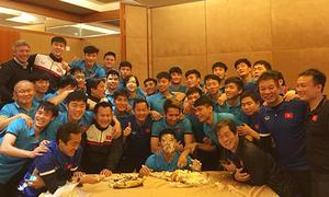 Trợ lý ngôn ngữ chia sẻ kỷ niệm vui nhất ở U23 Việt Nam