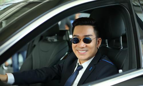 Ca sĩ Quang Hà tậu xế hộp mới gần 8 tỷ đồng