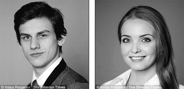 Cặp đôi đều là những diễn viên múa tài năng của Nga.