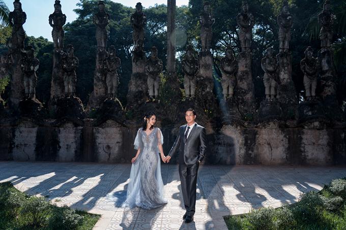 Ảnh cưới tại Lào của cặp đôi Sài thành yêu phượt - 5