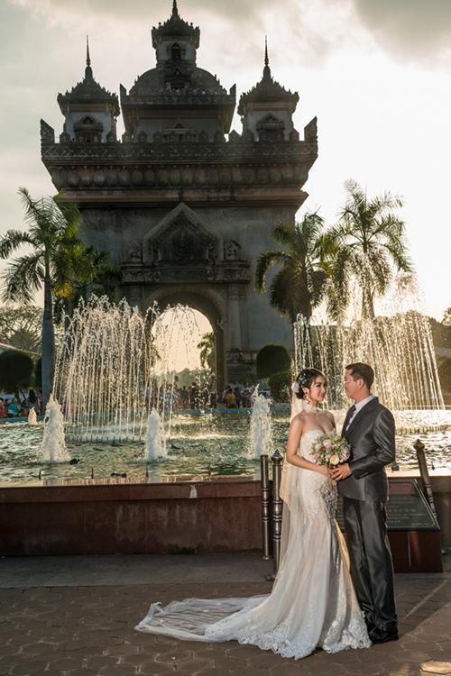Ảnh cưới tại Lào của cặp đôi Sài thành yêu phượt - 6