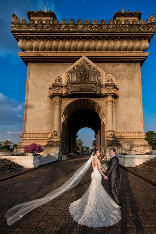 Ảnh cưới tại Lào của cặp đôi Sài thành yêu phượt - 8