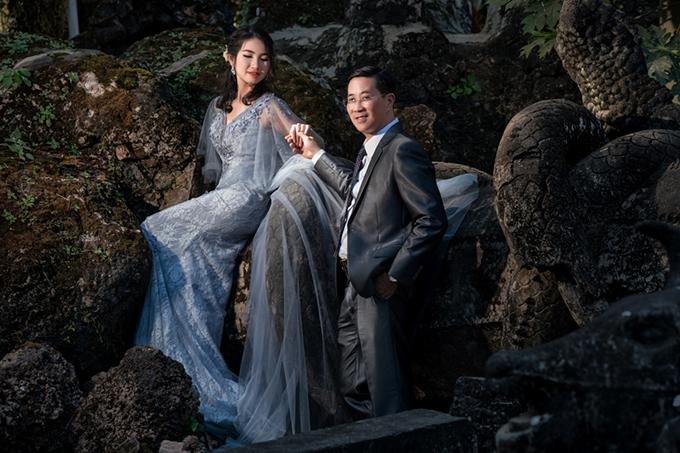 Ảnh cưới tại Lào của cặp đôi Sài thành yêu phượt - 1