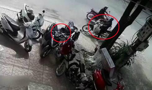 Mẹ xúi con nhỏ trộm đồ ở Bắc Giang
