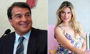 Cựu chủ tịch Barca làm luật sư bảo vệ bạn gái cũ ly hôn chồng