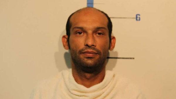 Steven Marks đang bị giam và sẽ phải đóng 1 triệu USD nếu muốn được tại ngoại. Ảnh:Rockwall County Jail