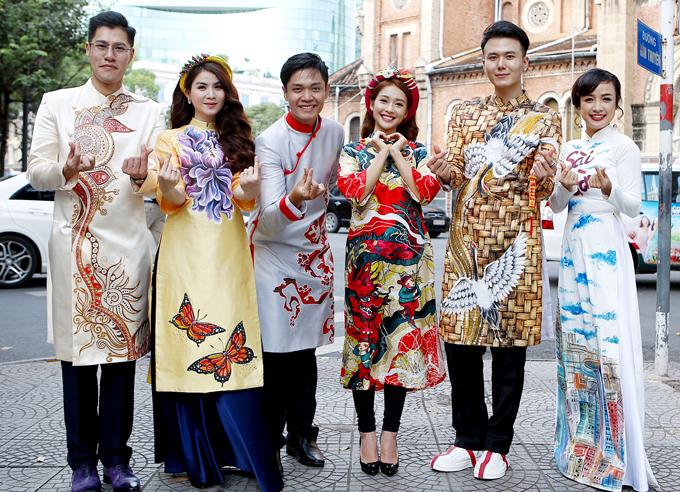 [Caption]Bộ phim Yêu Em Từ Khi Nào do hãng phim Nghiệp Thắng phối hợp cùng công ty Lion Film (có trụ sở tại HongKong) đầu tư sản xuất. Ngoài 2 diễn viên chính là Tôn Vĩ Luân (Sun Wei Lun) và Khả Ngân, còn có các diễn viên khác tham gia diễn xuất trong phim như Aki Myung-Hun, Kha Ly, Lê Bê La, Nhất Duy,... Phim do đạo diễn Tsai Lex (tên thân mật là Choi Lik) thực hiện tại nhiều bối cảnh đẹp tại HongKong, Tp.HCM, Vũng Tàu.