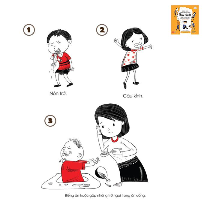 25 dấu hiệu cho thấy con bạn có thể đang bị bạo hành