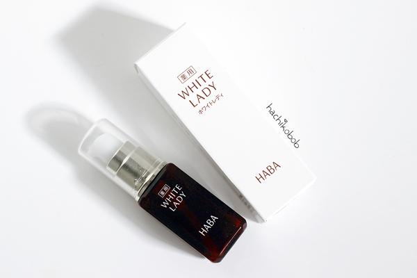 HABA White Lady Serum của hãng mỹ phẩm nội địa Nhật Bản HABA có chứa 6% vitamin C và 8% Sasa Kurilensis (chiết xuất từ một loại tre), mang đến hiệu quả làm mờ vết thâm nám rõ rệt.Giá tham khảo: 300.000 đồng.