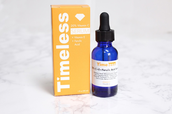 Timeless Skincare 20% C + E + Ferulic Acid Serum