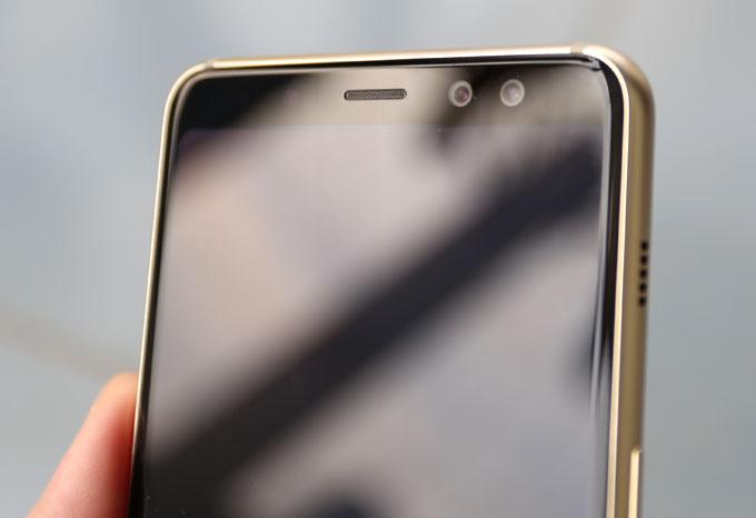 5 điểm đáng giá của Galaxy A8 - 1
