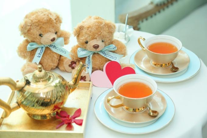 Vào dịp Lễ Valentine và Tết Cổ Truyền 2018, Khanhcasa Tea House đang có nhiều chương trình ưu đãi hấp dẫn cho các thực khách.