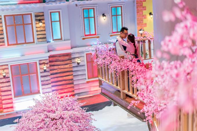 Tết này dạo chơi vườn hoa anh đào rực sắc hồng tại Snow Town - page 2 - 6