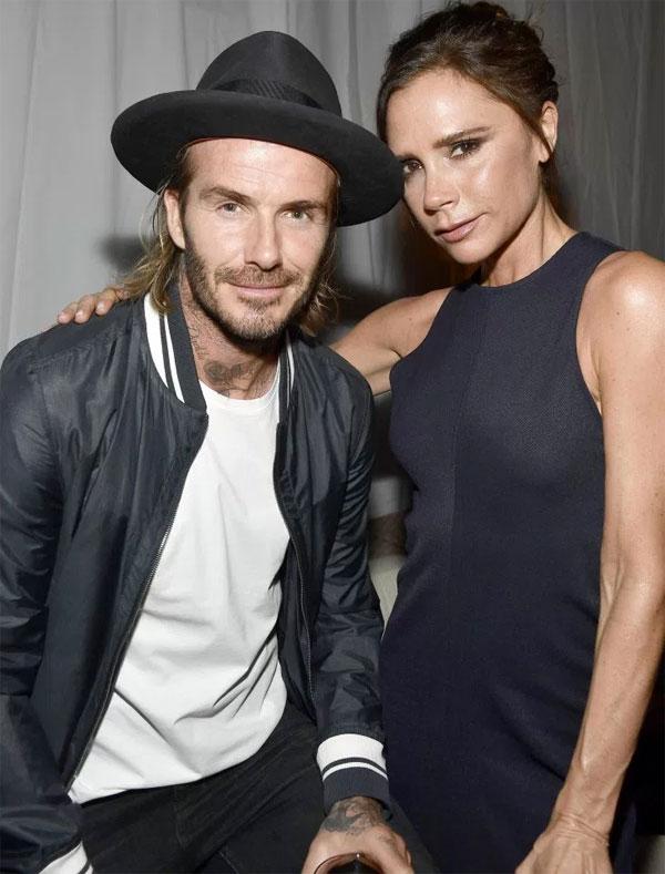 Becks - Vic là cặp đôi nổi tiếng làng thể thao và showbiz. Ảnh: NS.
