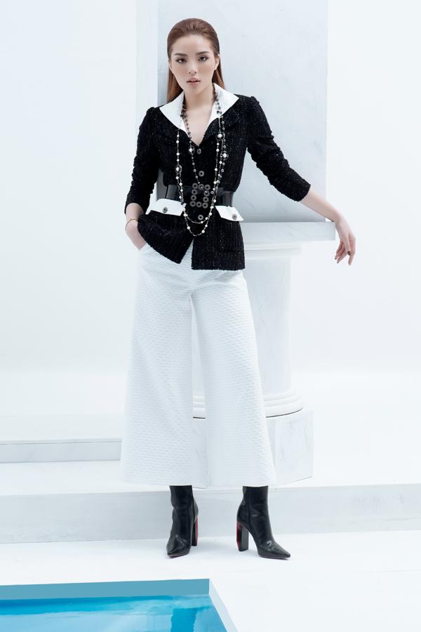 Nhà thiết kế Lâm Thuận mang tới nét phong phú cho phong cách thời trang đi tiệc mùa xuân với bộ sưu tập mới nhất của mình.