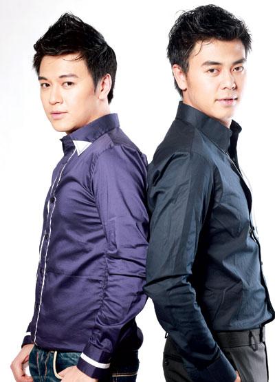 Hai anh em Phan Anh, Tuấn Tú.