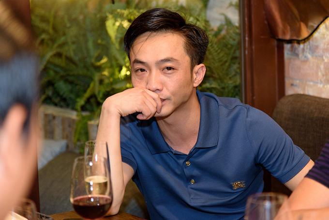 Cường Đô La dự khai trương nhà hàng của Đàm Thu Trang giữa tin tình cảm trục trặc - 2
