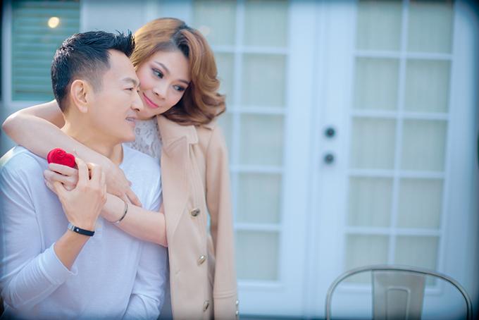 Bạn trai Việt kiều quấn quýt bên Thanh Thảo - 6