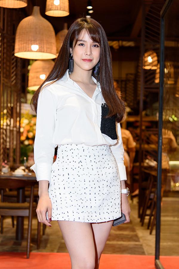 Cường Đô La dự khai trương nhà hàng của Đàm Thu Trang giữa tin tình cảm trục trặc - 6